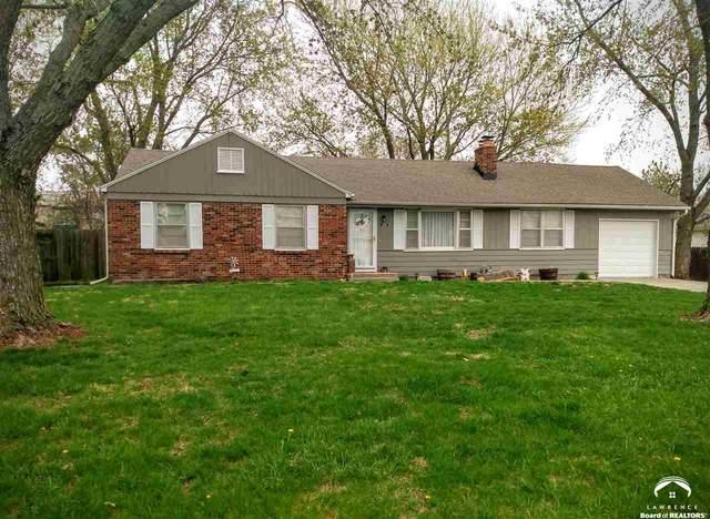 208 Eisenhower, BALDWIN CITY, KS 66006 (MLS #153746) :: Stone & Story Real Estate Group
