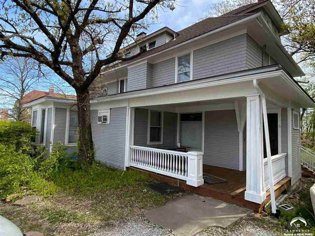 1100 Louisiana, LAWRENCE, KS 66044 (MLS #153805) :: Stone & Story Real Estate Group