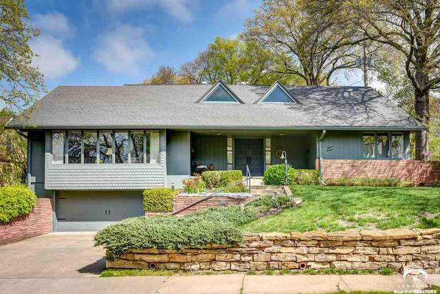 1516 Crescent, LAWRENCE, KS 66044 (MLS #153819) :: Stone & Story Real Estate Group