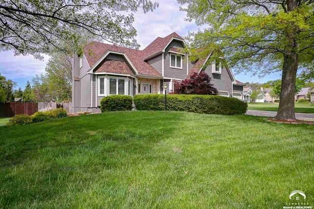 1001 Summerfield, LAWRENCE, KS 66049 (MLS #153921) :: Stone & Story Real Estate Group