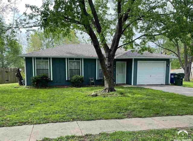 3801 Shadybrook, LAWRENCE, KS 66047 (MLS #153928) :: Stone & Story Real Estate Group