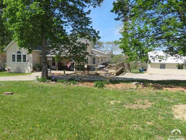 206 E Jefferson, OSKALOOSA, KS 66066 (MLS #153930) :: Stone & Story Real Estate Group