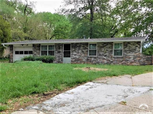 1618 Rose, LAWRENCE, KS 66044 (MLS #153934) :: Stone & Story Real Estate Group