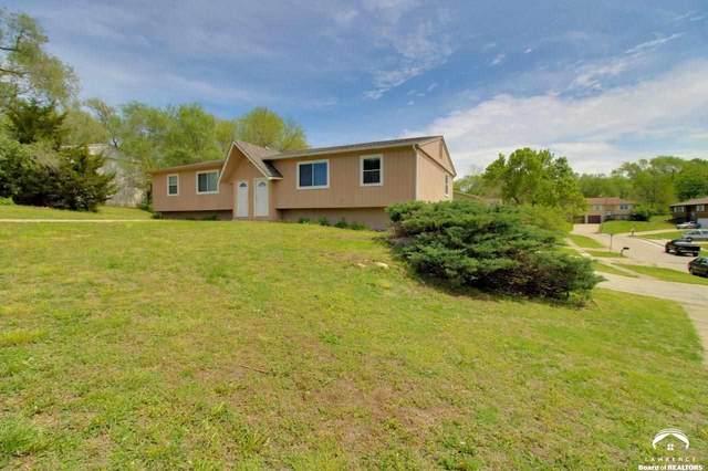 1300-1302 Randall, LAWRENCE, KS 66049 (MLS #153937) :: Stone & Story Real Estate Group
