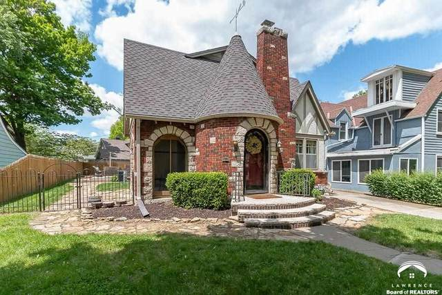 1347 SW Campbell, TOPEKA, KS 66604 (MLS #154005) :: Stone & Story Real Estate Group