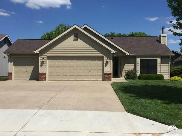 2808 Wildflower, LAWRENCE, KS 66047 (MLS #154010) :: Stone & Story Real Estate Group