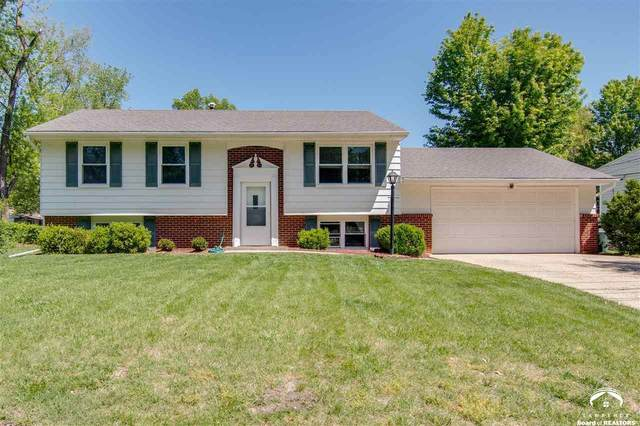 1408 W 2nd, LAWRENCE, KS 66044 (MLS #154015) :: Stone & Story Real Estate Group