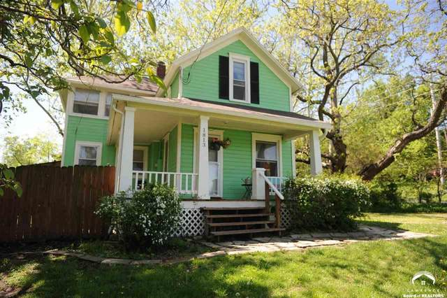1813 W 4th, LAWRENCE, KS 66044 (MLS #154016) :: Stone & Story Real Estate Group
