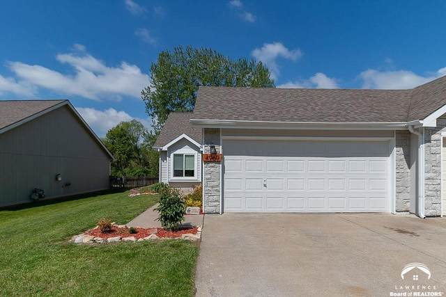 4969 Stoneback, LAWRENCE, KS 66047 (MLS #154022) :: Stone & Story Real Estate Group