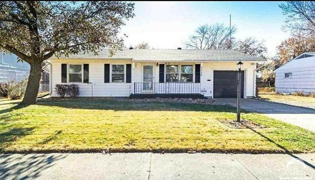 5513 SW 27th, TOPEKA, KS 66614 (MLS #154026) :: Stone & Story Real Estate Group