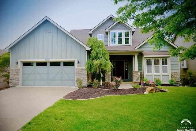 1044 April Rain, LAWRENCE, KS 66049 (MLS #154213) :: Stone & Story Real Estate Group