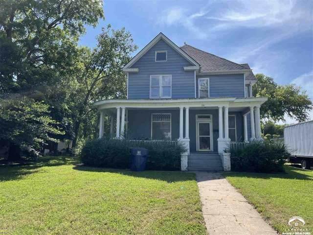136 S 10th, Salina, KS 67401 (MLS #154229) :: Stone & Story Real Estate Group