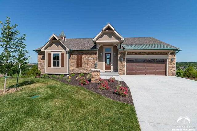 3503 Prairie Clover, LAWRENCE, KS 66049 (MLS #154287) :: Stone & Story Real Estate Group