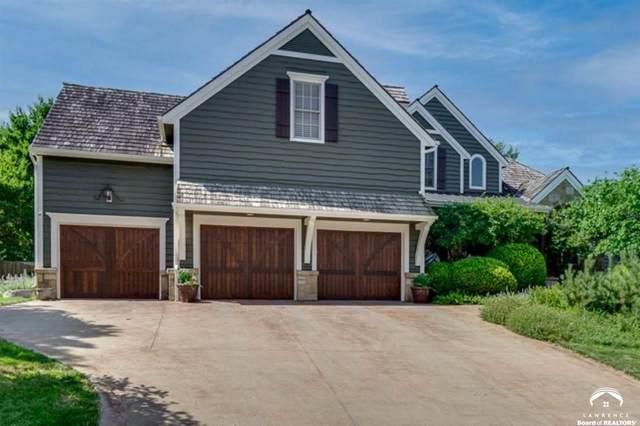 1718 Bobwhite, LAWRENCE, KS 66047 (MLS #154368) :: Stone & Story Real Estate Group