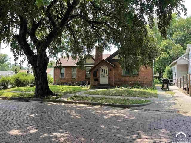 454 S 12th, Salina, KS 67401 (MLS #154370) :: Stone & Story Real Estate Group