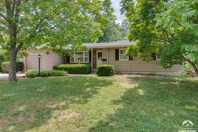 2713 Harvard, LAWRENCE, KS 66049 (MLS #154400) :: Stone & Story Real Estate Group