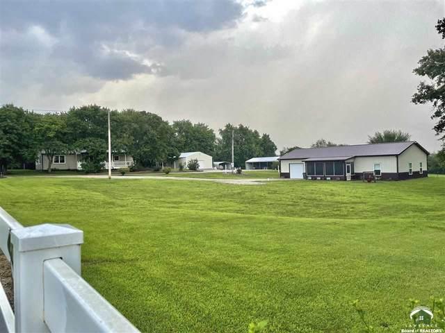 19686 Barber, Denison, KS 66419 (MLS #154474) :: Stone & Story Real Estate Group