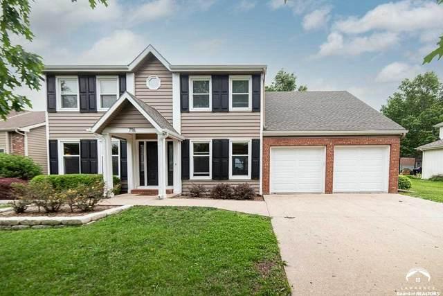 716 Eldridge, LAWRENCE, KS 66049 (MLS #154544) :: Stone & Story Real Estate Group