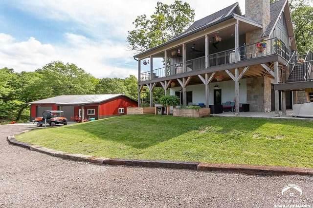 622 E 1450, LAWRENCE, KS 66046 (MLS #154585) :: Stone & Story Real Estate Group