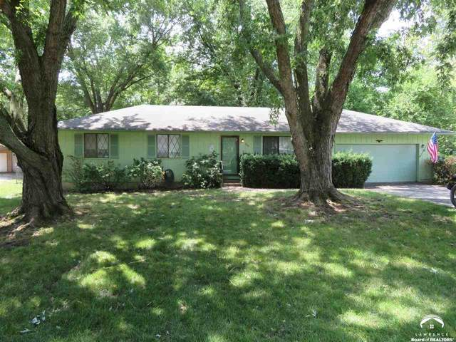 200 Linden, PERRY, KS 66073 (MLS #154592) :: Stone & Story Real Estate Group