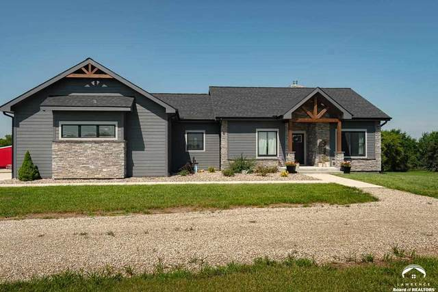 537 E 550, OVERBROOK, KS 66524 (MLS #154713) :: Stone & Story Real Estate Group