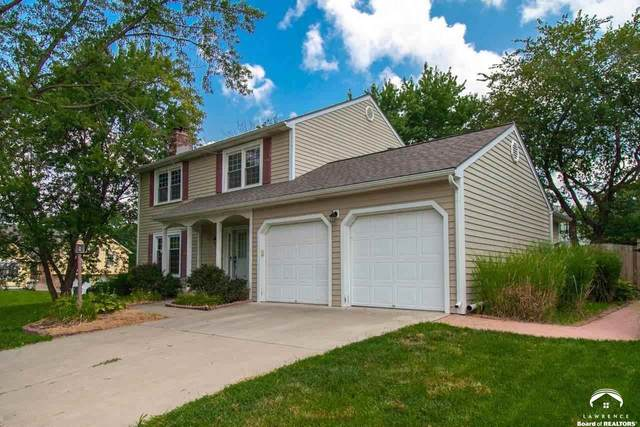 3122 W 29th, LAWRENCE, KS 66047 (MLS #154732) :: Stone & Story Real Estate Group
