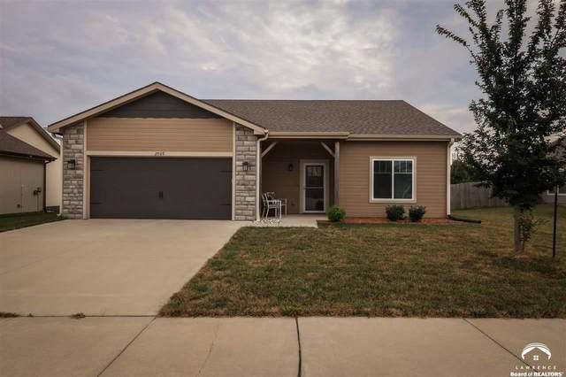 2509 E 25th, LAWRENCE, KS 66046 (MLS #155176) :: Stone & Story Real Estate Group