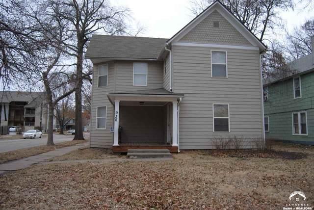 930 Fremont, Manhattan, KS 66502 (MLS #153151) :: Stone & Story Real Estate Group