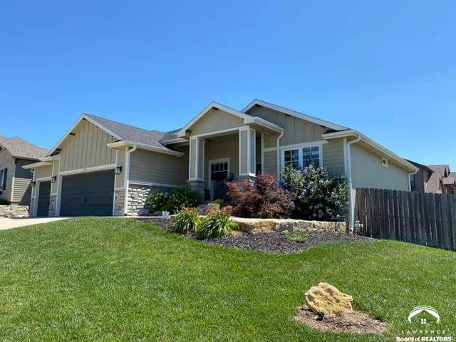 916 Silver Rain, LAWRENCE, KS 66049 (MLS #153247) :: Stone & Story Real Estate Group