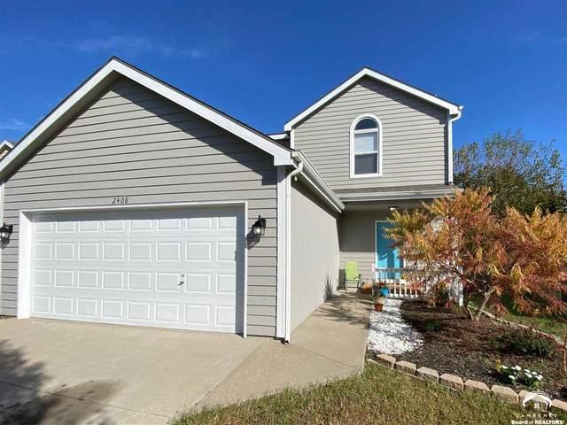 2408 Haversham, LAWRENCE, KS 66049 (MLS #155163) :: Stone & Story Real Estate Group