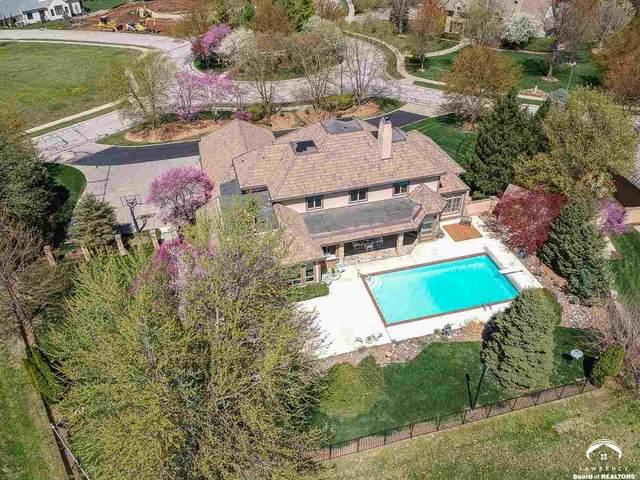 100 Fall Creek, LAWRENCE, KS 66049 (MLS #153544) :: Stone & Story Real Estate Group