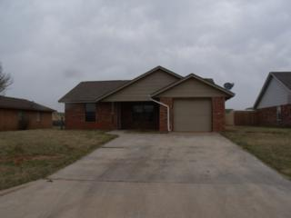 223 Cherokee St, Geronimo, OK 73543 (MLS #147079) :: Pam & Barry's Team - RE/MAX Professionals