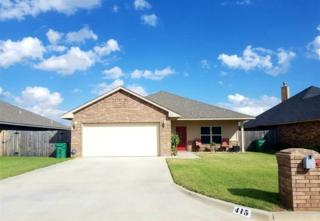 415 NW Granite Ave, Cache, OK 73527 (MLS #147482) :: Pam & Barry's Team - RE/MAX Professionals