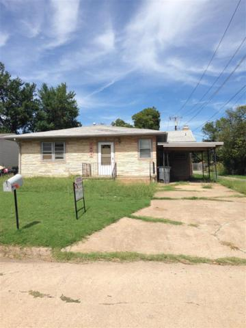 1407 NW Lake Ave, Lawton, OK 73507 (MLS #145816) :: Pam & Barry's Team - RE/MAX Professionals