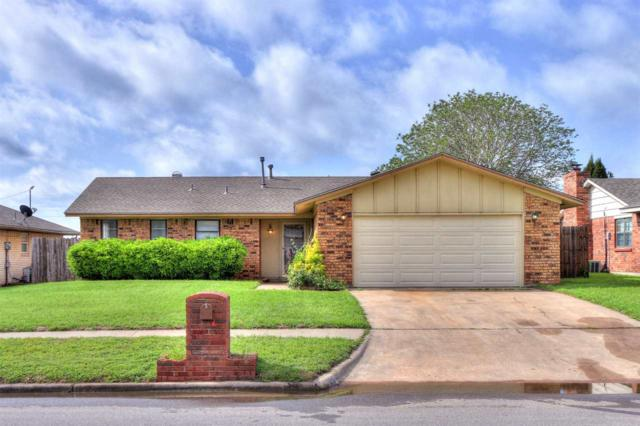 7204 NW Lawton Ave, Lawton, OK 73505 (MLS #147526) :: Pam & Barry's Team - RE/MAX Professionals