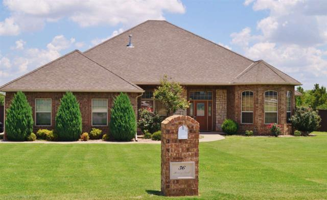 36 NW Sandy Trail Ln, Lawton, OK 73505 (MLS #148129) :: Pam & Barry's Team - RE/MAX Professionals