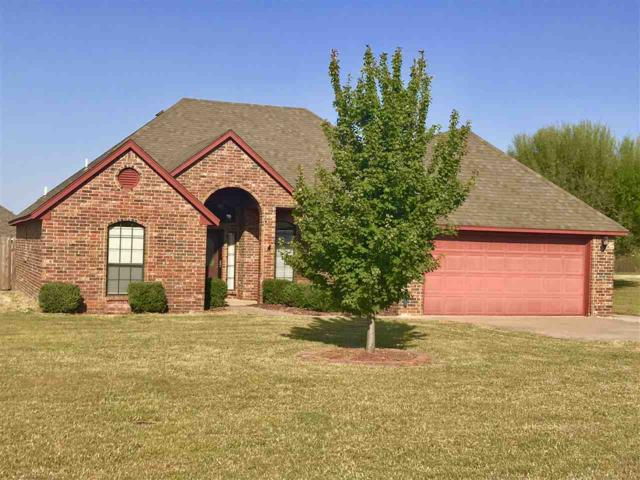 605 NE Lazy Pine Rd, Fletcher, OK 73541 (MLS #148800) :: Pam & Barry's Team - RE/MAX Professionals