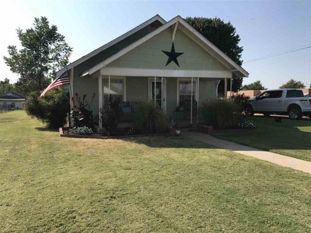 217 N 4th St, Cyril, OK 73029 (MLS #148827) :: Pam & Barry's Team - RE/MAX Professionals