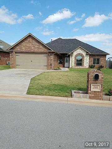 1512 Stonehouse Dr, Elgin, OK 73538 (MLS #149111) :: Pam & Barry's Team - RE/MAX Professionals