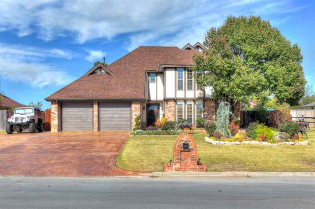 6007 NW Lincoln Ave, Lawton, OK 73505 (MLS #149228) :: Pam & Barry's Team - RE/MAX Professionals