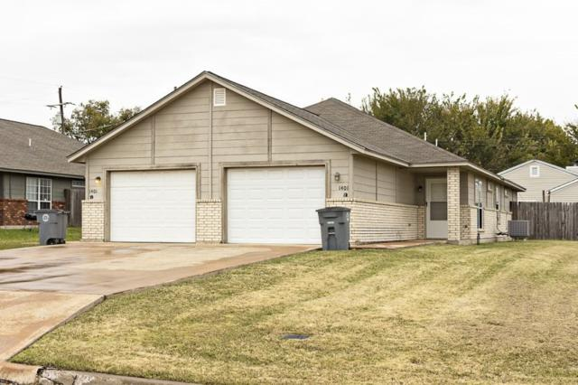 1401 NW Dearborn Ave, Lawton, OK 73507 (MLS #149230) :: Pam & Barry's Team - RE/MAX Professionals
