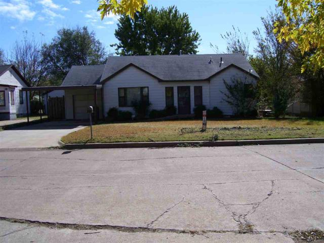 1614 NW Kingsbury Ave, Lawton, OK 73507 (MLS #149247) :: Pam & Barry's Team - RE/MAX Professionals