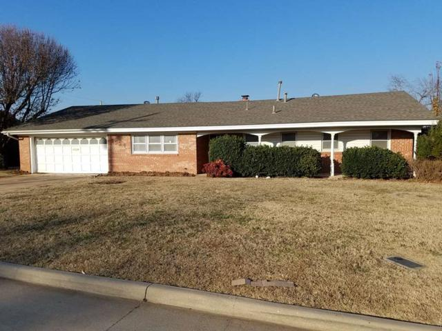 1527 NW 33rd St, Lawton, OK 73505 (MLS #149531) :: Pam & Barry's Team - RE/MAX Professionals