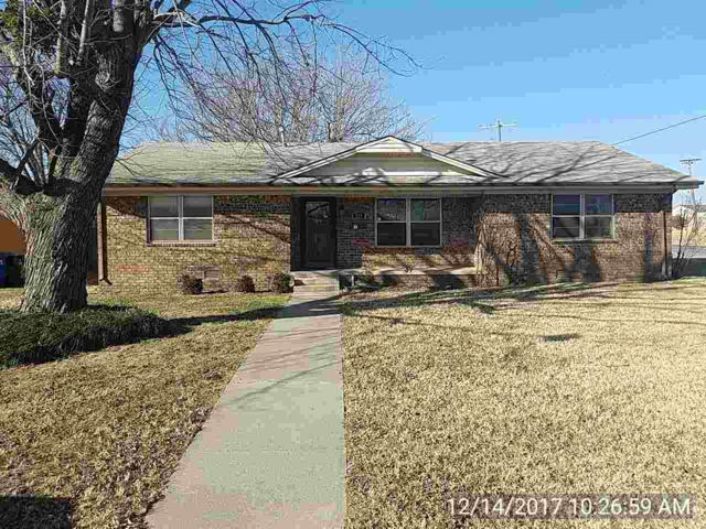 221 N 30th St, Duncan, OK 73533 (MLS #149542) :: Pam & Barry's Team - RE/MAX Professionals