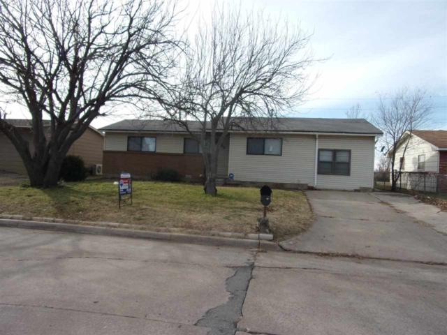 921 SW 37th St, Lawton, OK 73505 (MLS #149543) :: Pam & Barry's Team - RE/MAX Professionals