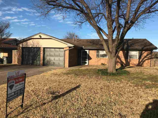 5701 NW Cedarwood Dr, Lawton, OK 73505 (MLS #149545) :: Pam & Barry's Team - RE/MAX Professionals