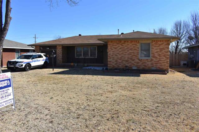 34 SW 49th St, Lawton, OK 73505 (MLS #149632) :: Pam & Barry's Team - RE/MAX Professionals