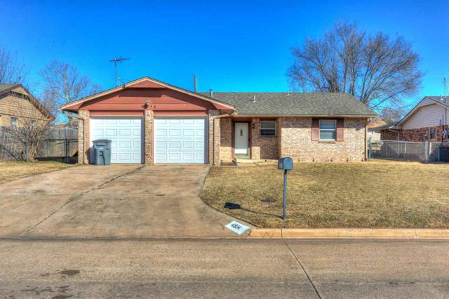 4814 SE Avalon Ave, Lawton, OK 73501 (MLS #149683) :: Pam & Barry's Team - RE/MAX Professionals