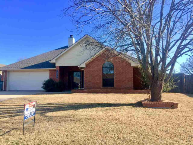 3109 NE Colonial Dr, Lawton, OK 73507 (MLS #149719) :: Pam & Barry's Team - RE/MAX Professionals