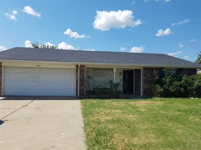 4614 SE Aberdeen, Lawton, OK 73501 (MLS #149762) :: Pam & Barry's Team - RE/MAX Professionals
